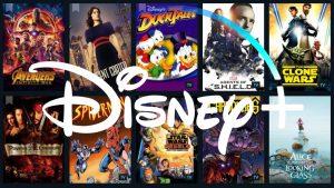Three Surprises On Disney Plus