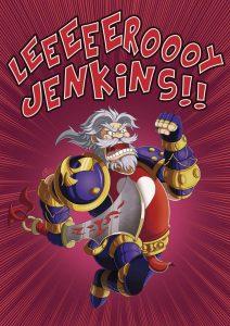 GNN Recipe: Leeroy Jenkins Spicy Chicken!
