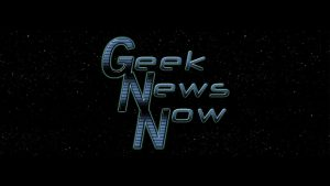 Your Week In Geek