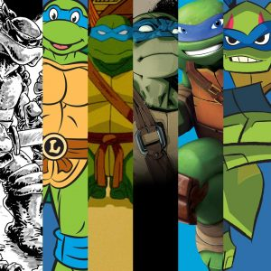 Heroes In a Half-Shell: Teenage Mutant Ninja Turtles Through The Ages