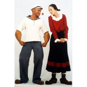 Fortieth Anniversary: 10 Facts about Popeye