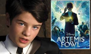 Review: Artemis Fowl – What Did I Just Watch?