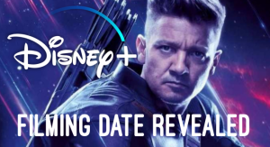 "Disney+ to Start Production of ""Hawkeye"" Series"