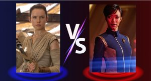 A Rey of Hope – Star Wars vs Star Trek