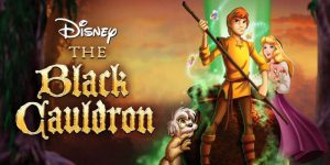 The Black Cauldron: The Movie That Almost Killed Disney Animation