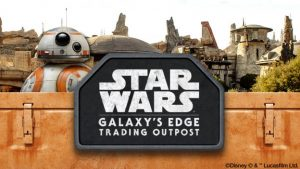 Galaxy Edge Merch to Stay On Target