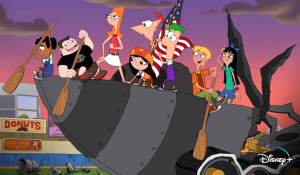 "SDCC Tries to Present ""Phineas and Ferb The Movie: Candace Against the Universe"""