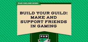 How Gaming Communities Can Mean Emotional/Mental Support!