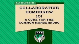 Panel Discusses How To Save Your Campaign From The Murderhobo Phenomenon!